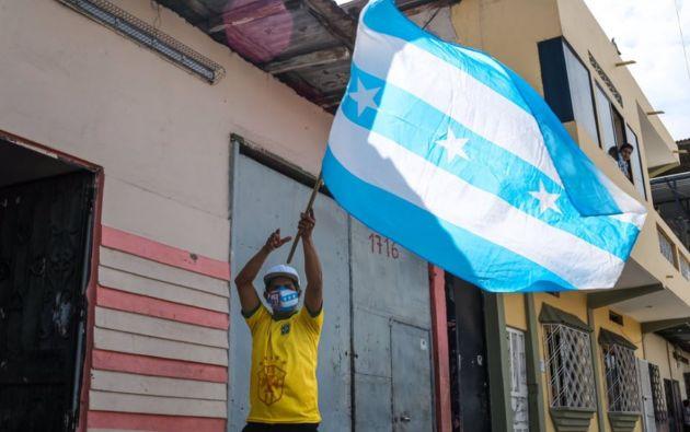 Desde el 20 de mayo Guayaquil se mantiene en semáforo amarillo, debido a la emergencia sanitaria.