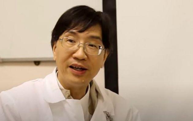 """""""Fue como alterar la escena del crimen"""", dijo el microbiólogo Yuen Kwok-yung."""