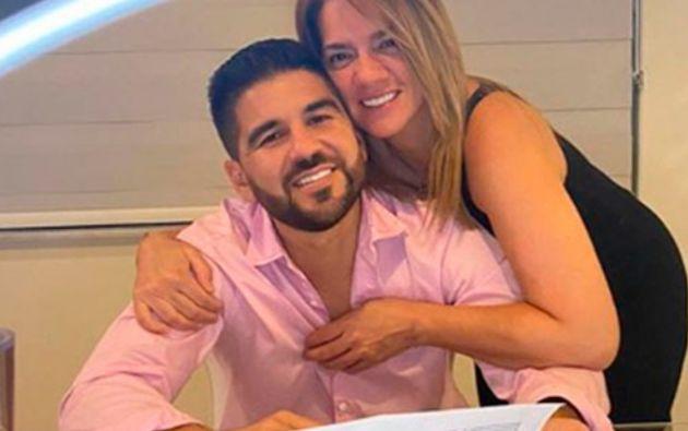Según registros migratorios, Abdalá Bucaram Pulley (Dalo) y Gabriela Pazmiño salieron de Ecuador el pasado 7 de marzo a Estados Unidos.