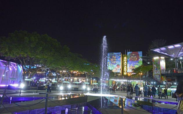 Guayaquil revirtió la mala imagen de los meses críticos de la pandemia y hoy la urbe está en el mapa mundial como un destino bioseguro. Foto Vistazo.