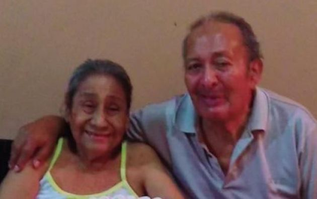 Diolinda Baque Ortega y Fausto Silva Flores fallecieron durante la emergencia sanitaria de Guayaquil por el covid-19. Todavía no aparece el cuerpo de ella.