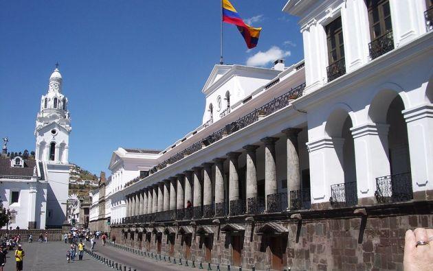 """Dos fondos calificaron como """"coercitiva"""" la invitación del Gobierno ecuatoriano a sumarse al proceso negociador."""