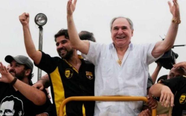 Desde 1986, el padre de los hermanos Bucaram Pulley ha sorteado con habilidad varios juicios penales instaurados en su contra.