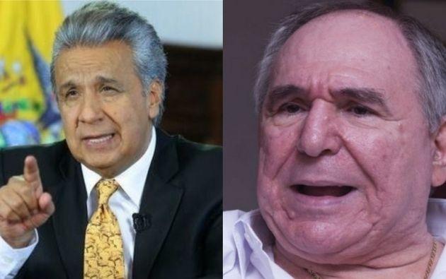 """Bucaram dijo que realizará declaraciones que """"conmocionarán al Ecuador""""."""