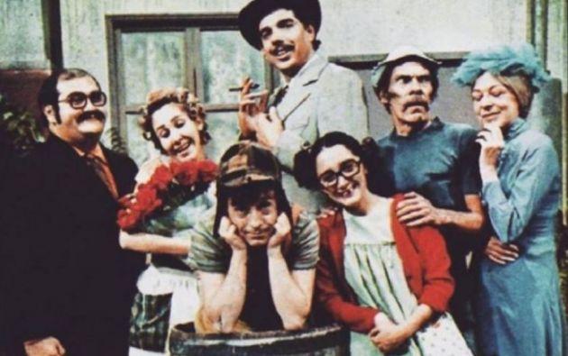 """Los programas de Roberto Gómez Bolaños, """"El Chavo del 8"""" y """"El Chapulín Colorado"""", salieron del aire en todo el mundo."""