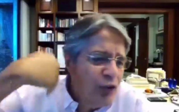 Lasso resalta que Ecuador necesita un cambio y que los electores deben ser responsables con su votación.