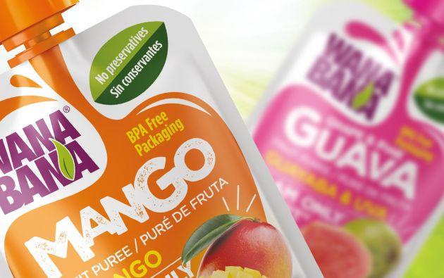 El portafolio de la WanaBana abarca productos para todas las edades, desde los 6 meses de vida.