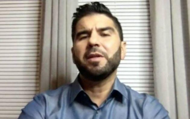 Dalo Bucaram aseguró desconocer a los ciudadanos israelíes.