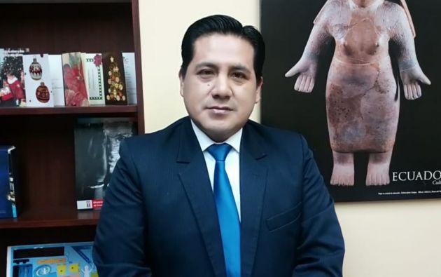 Delito de sicariato, perpetrado contra Carlos Patricio Guaranga, concejal de Riobamba.