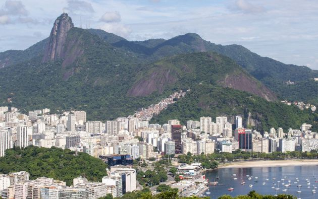Rio de Janeiro, Brasil. Foto: Pixabay.