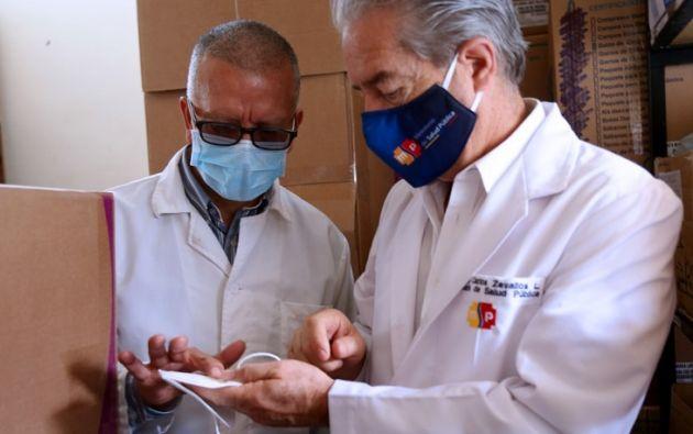 Zevallos aseguró que si Estados Unidos distribuye la vacuna en octubre, el mismo mes lo recibiría el Ecuador.