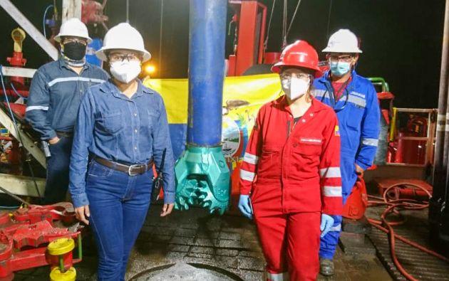 Se espera obtener una producción adicional de unos 500 barriles de petróleo al día.