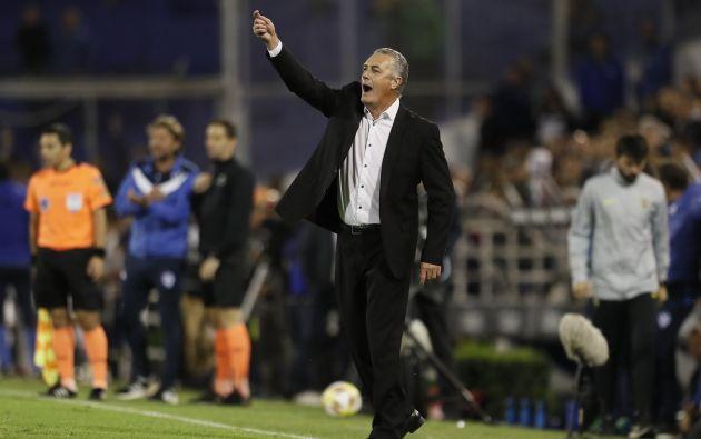 Gustavo Alfaro no ha dirigido selecciones. El último club al que entrenó fue a Boca Juniors. Foto: @BocaJrsOficial