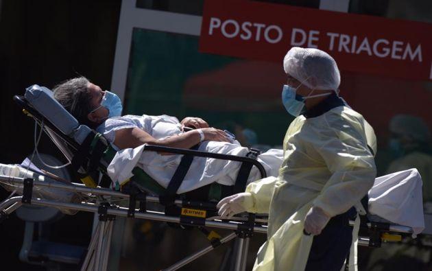 Un general del Ejército, sin experiencia en medicina, está a cargo del Ministerio de Salud de Brasil. Foto: EFE.