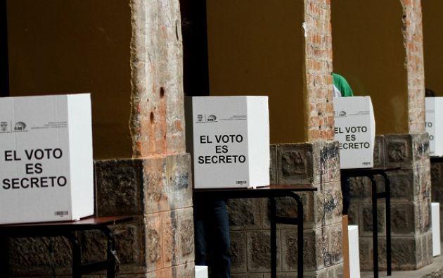El 7 de febrero de 2021, más de 13 millones de ecuatorianos acudirán a votar para Presidente y asambleístas.