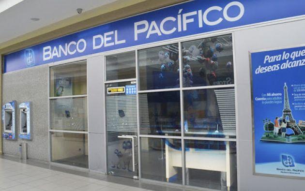 El Banco del Pacífico se encuentra en la fase de valoración de activos.