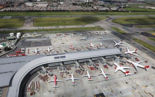La aerolínea tiene una participación del 31,6 % en el transporte de carga del país.