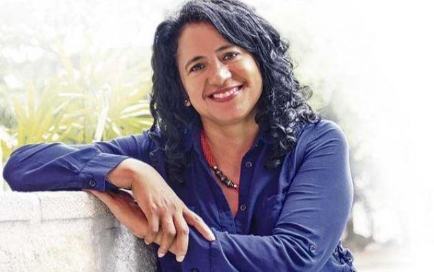 """Yaku Pérez describió a su compañera como una mujer guayaquileña, científica, ambientalista, """"pero por sobre todo una gran ser humano""""."""