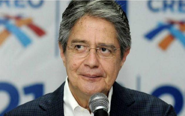 El Movimiento Creando Oportunidades oficializó su binomio Lasso-Borrero para las elecciones de 2021.