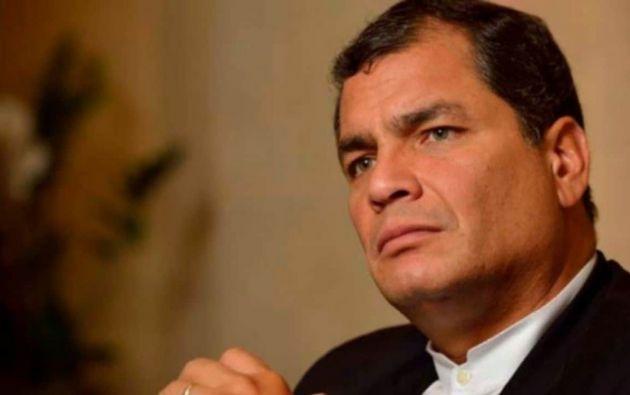 En el caso del expresidente Correa la decisión judicial definirá su futuro político.