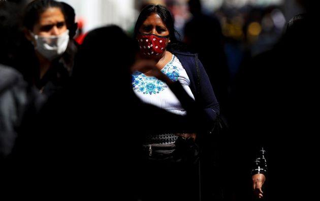 Esos datos suponen 1.148 nuevos casos de contagio adicional en las últimas 24 horas. Foto: EFE