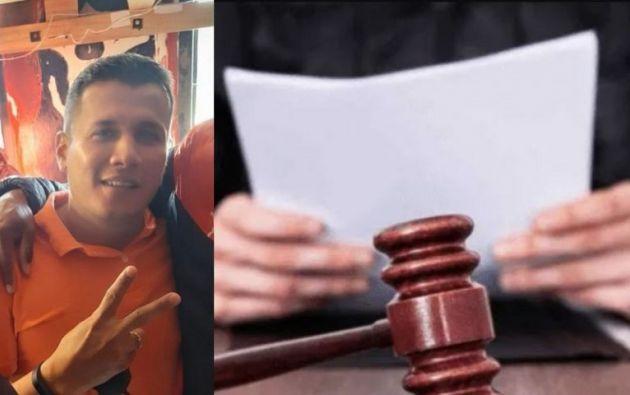 Se investiga a Salcedo y a seis personas más por presunta asociación ilícita para obtener la liberación de Jorge Luis Zambrano.
