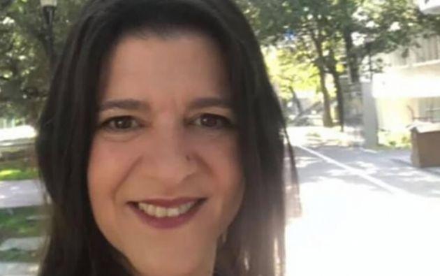 Paola De Simone, politóloga de 47 años, era docente del departamento de gobierno y relaciones internacionales de la privada Universidad Argentina de la Empresa (UADE).