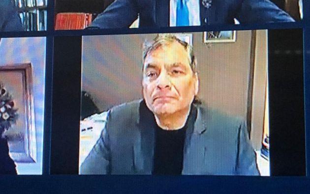 El ex Jefe de Estado fue condenado este año en primera y segunda instancias a ocho años de prisión.