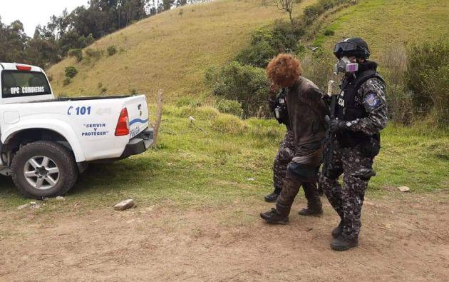 Fuga termina con la recaptura de 7 reos, pero uno murió de paro cardíaco. Foto: Twitter @almepoll