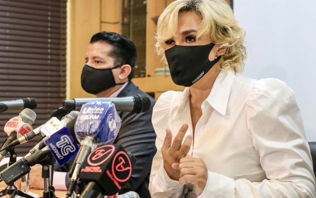 """""""Es la segunda multa que le ponemos a Interagua, la primera fue en diciembre con 45.000"""", dijo Viteri."""