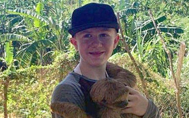 Linden Cameron, que padece síndrome de Asperger, estaba sufriendo un 'colapso mental'.