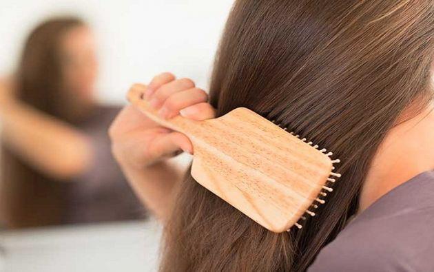 Estudios asocian la pérdida de cabello con el covid. Foto: pixabay