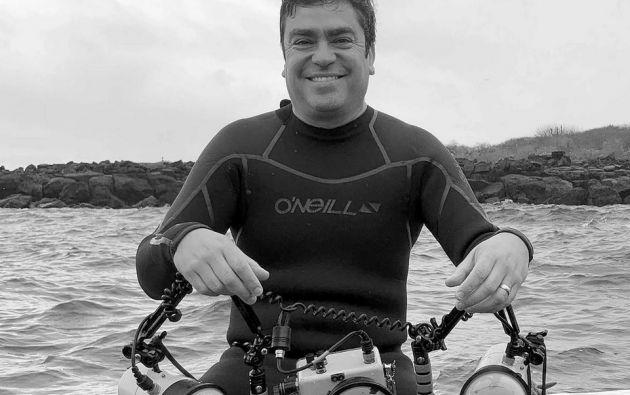 El chileno Maximiliano Bello es uno de los mayores expertos en el mundo en preservación de áreas marinas.