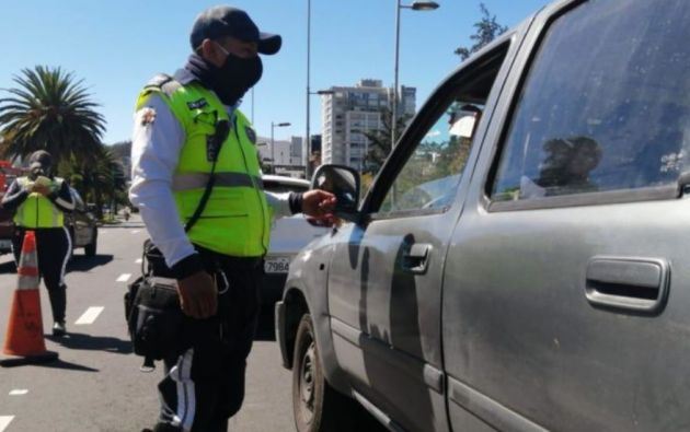 Desde el próximo domingo 20 de septiembre y todos los domingos a futuro los vehículos particulares podrán circular libremente. Foto: Municipio de Quito