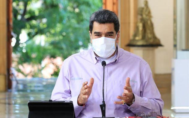 El pasado jueves la policía venezolana detuvo a un estadounidense acusado de espionaje. Foto: EFE.