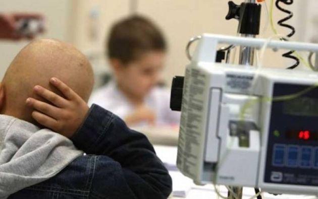 De acuerdo con el estudio del 15 al 20% de los pacientes pediátricos con leucemia linfoblástica aguda no logran curarse. Foto: EFE