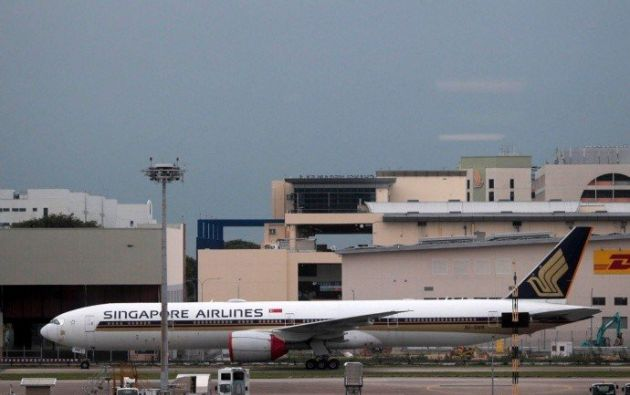La aerolínea ha despedido a 2.400 empleados debido a la pandemia. Foto: EFE