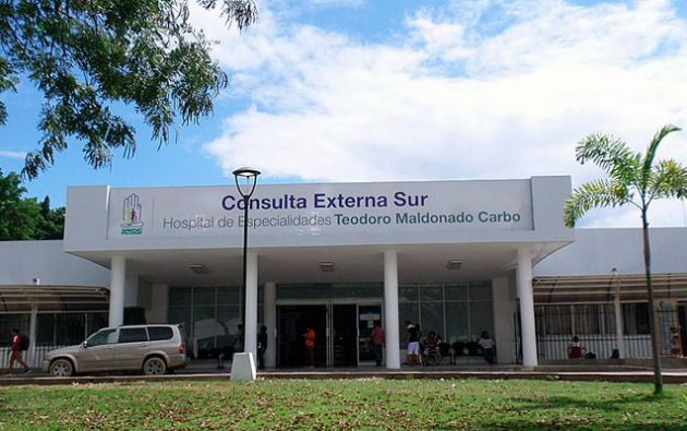 Encuentran documentación original de convenios de pago que sustentaron la compra de insumos médicos al Hospital Teodoro Maldonado.