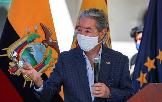 """Zevallos advirtió de que se pueden producir nuevas olas de contagio, si bien desestimó que lleguen a ser """"explosiones"""". Foto: EFE"""