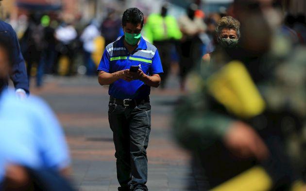 Este es el primer fin de semana sin que rija el estado de excepción en el territorio patrio. Quito supera ya los 32.000 contagiados de COVID-19, según el último reporte del Ministerio de Salud Pública.