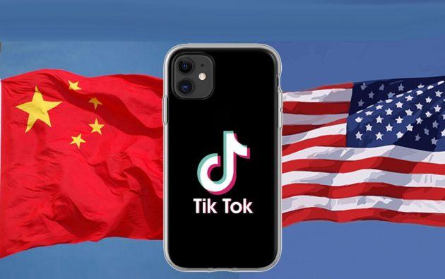 A pesar de ser de origen chino, Tik Tok es una aplicación móvil de edición de videos creativos con 100 millones de usuarios en Estados Unidos.