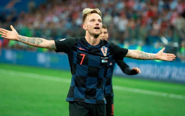Ivan Rakitic, de 31 años. Foto:  Federación croata de fútbol
