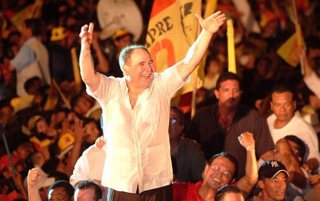 """Bucaram exigió el """"resarcimiento por el perjuicio ocasionado""""."""