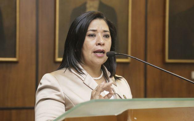 Según las denuncias, Arteaga habría solicitado hasta el 90% del sueldo percibido por sus colaboradores.