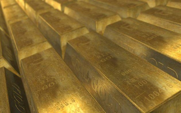 En medio de la pandemia, el precio del oro alcanzó su máximo histórico.
