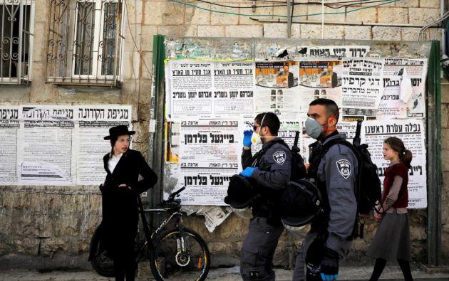 Israel registró 5.000 casos diarios de contagiados por covid. Foto: Archivo Público.es