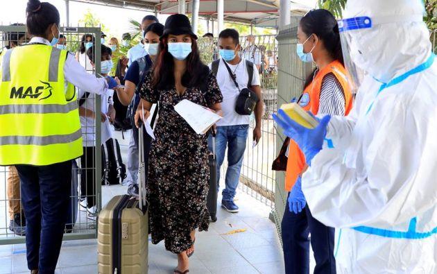 Brasil es el segundo país del mundo con mayor número de muertes por COVID-19, con 141.406 fallecidos y el tercero con más casos confirmados de la enfermedad al sumar más de 4,7 millones. Foto: EFE.
