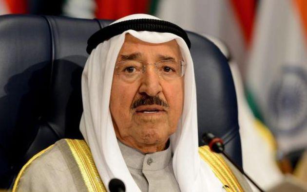 Al Sabah (1929-2020) subió al trono en enero de 2006 y trajo cierta apertura a Kuwait a la vez que se erigía en mediador en varias crisis en el Golfo. Foto: EFE
