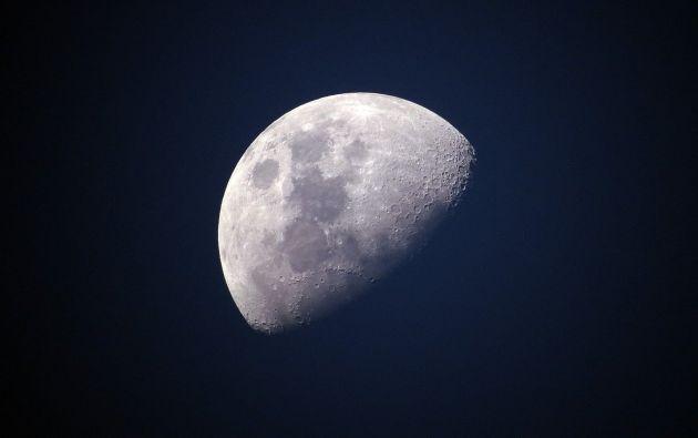 La Luna. Foto: Pixabay