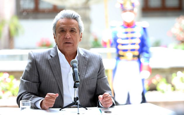 Moreno visitará el Centro de Desarrollo Infantil (CDI) Inraki, en Guayllabamba, donde efectuará la entrega del Bono de Apoyo Nutricional a uno de los beneficiarios.